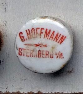 Porcelanka - STERNBERG / Torzym G.Hoffmann
