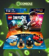 LEGO DIMENSIONS-TEAM PACK 71247 - HARRY POTTER