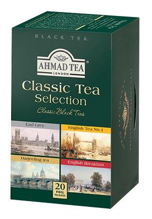 Ahmad Classic Tea Selection