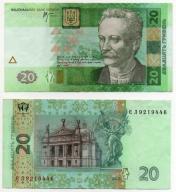 UKRAINA 2005 20 HRYVIEN