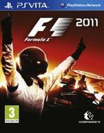 GRA PSVITA F1 FORMUŁA 1 2011
