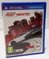 GRA PS VITA NEED FOR SPEED MOST WANTED