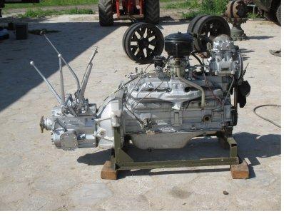 silnik nowy ZI� 157.ZIS 151. BTR 60. BTR 152