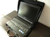 LAPTOP PANCERNY Samsung 400B2B i5 4GB 320 KAM W7