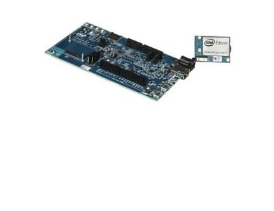 Mikrokomputer Arduino Intel EDISON EDI2ARDUIN.AL.K