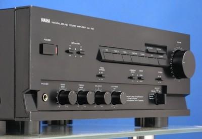 Yamaha Ax 700 Wzmacniacz Stereo Kultowy Model 6703227534 Oficjalne Archiwum Allegro
