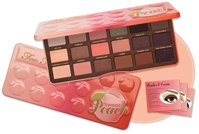 Too Faced Sweet Peach Paleta Cieni Sklep Pl 7029247978 Oficjalne Archiwum Allegro