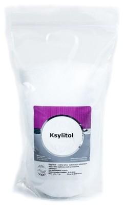 Ksylitol 1kg FIŃSKI cukier brzozowy DANISCO bezGMO