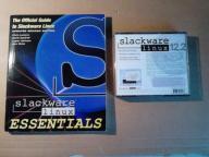 Slackware Linux 12.2 Oryg Box CD + Książka 2008