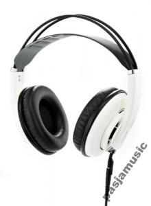 SUPERLUX HD 681 EVO WH - słuchawki studyjne BIAŁE