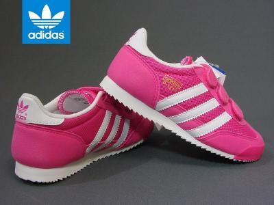 Buty dziecięce Adidas DRAGON CF C S74830 # r 30