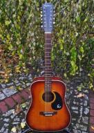 Epiphone Texan 12 model FT-160 made in Japan
