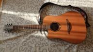 LAG Gitara elektroakustyczna TL300DCE