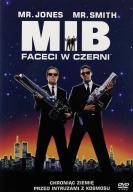 FACECI W CZERNI [DVD]
