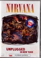 SALE ! NIRVANA Mtv Unplugged in New York DVD FOLIA