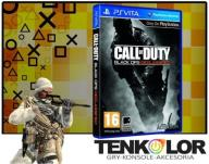CALL OF DUTY BLACK OPS DECLASSIFIED PS VITA PSVITA