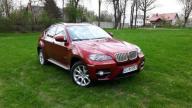 BMW X6 3,5D 2009 SALON POLSKA stan idealny