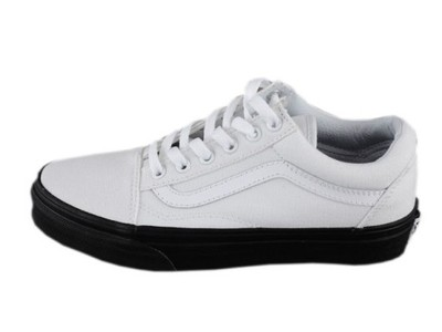 vans old skool white allegro