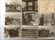 Stettin / Szczecin Komplet 10 szt