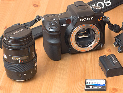 Sony Alpha A700 Z Obiektywem I Gripem Bardzo Dobry 6698908459 Oficjalne Archiwum Allegro