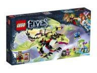 LEGO ELVES 41183 Zły Smok Króla Goblinów GLIWICE