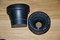 Konwerter RAYNOX AF 5000-Pro + Sony VCL-0637A 37mm