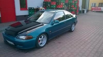 Honda Civic V Coupe 6848866462 Oficjalne Archiwum Allegro