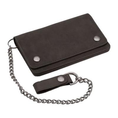 7cd9e19c764b3 Skórzany portfel DICKIES Prezent dla motocyklisty - 6679796093 ...