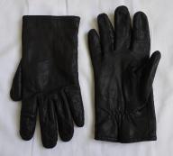 ESPRIT-SKÓRZANE RĘKAWICZKI leather
