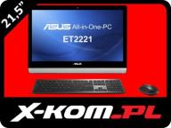 ASUS Eee Top AIO ET2221AGKR A8-5550M HD8670M Win8