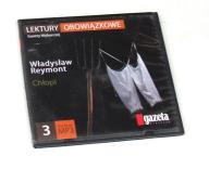 Audiobook mp3  CHŁOPI Reymont na CD GW