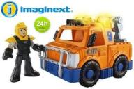 FISHER PRICE IMAGINEXT POMOC DROGOWA 24h