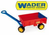 Wader ZESTAW MAŁY MECHANIK Przyczepa Traktor