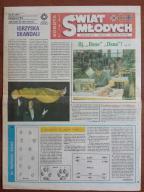 Świat Młodych 3/1984 Kleks Pióro kontr flamaster16