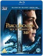 Percy Jackson Sea of Monsters [Blu-ray 3D + Blu-ra
