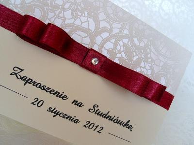 Zaproszenia Na Studniówkę Studniówkowebal Matura 2737341753