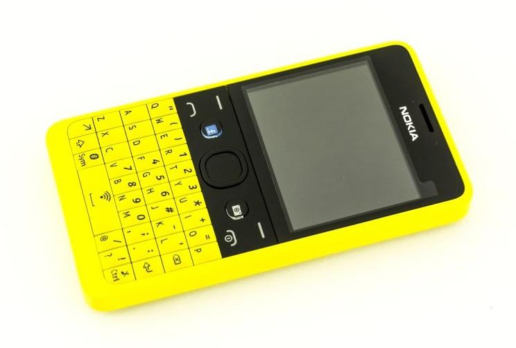 Nowa Pl Nokia Asha 210 Single Sim Yellow Fv23 7018484191 Oficjalne Archiwum Allegro