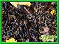 Herbata Pu-erh CYTRUSOWY GAJ cudowny smak! 50g