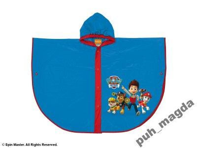 Ponczo płaszcz przeciwdeszczowy PSI PATROL 128