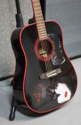 Washburn PS9BK Paul Stanley KISS - unikat!