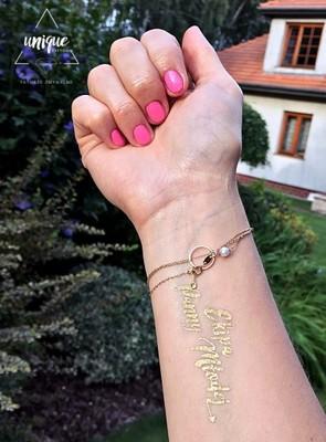 Złoty Tatuaż Wieczór Panieński Ekipa Panny Młodej