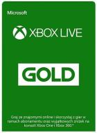 KOD XBOX ONE S 360 LIVE GOLD TRIAL 14 dni
