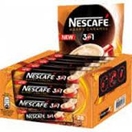 Nescafe Warmy Caramel 3in1 28 szt.