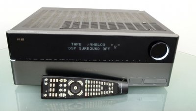 HARMAN KARDON AVR-155 HDMI,RDS,DTS, OSD,SYSTEM 5,1