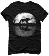 WILK W NOCY Koszulka T-Shirt