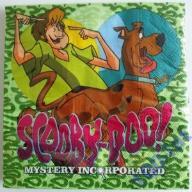Serwetki papierowe Scooby Doo 15 szt.