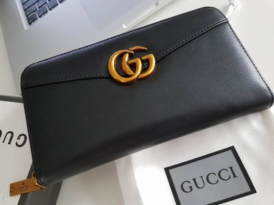 4c53144685d9d Portfel Gucci Czarny Nowy Damski #walentynki - 6707518285 ...