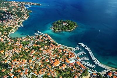 Chorwacja apartamenty dla 6-8 osób blisko plaży