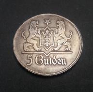 STARA MONETA 1923 rok MONETA DO ROZPOZNANIA