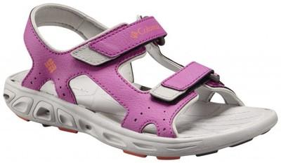 Młodzieżowe sandały Columbia Techsun Vent 665 # 39